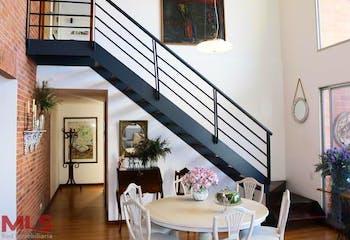 Apartamento en venta en Los Balsos de 4 alcobas