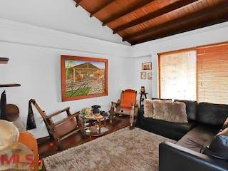 Quintas Del Cerro, casa en venta en Loma del Atravezado, Envigado