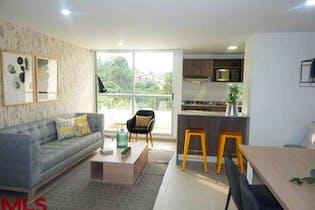 Apartamento en La Magnolia, Envigado, 3 Habitaciones- 70,20m2.