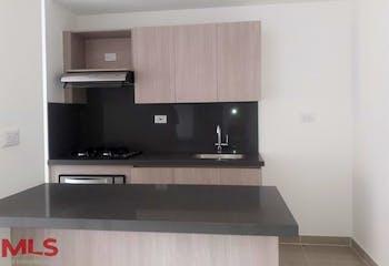 Apartamento en venta en Niquía 64m² con Bbq...