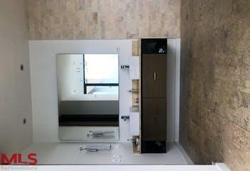 Green, Apartamento en venta en Los Balsos de 3 habitaciones