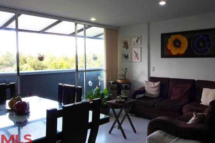 Portada Apartamento en Los Colegios, Rionegro - Tres alcobas