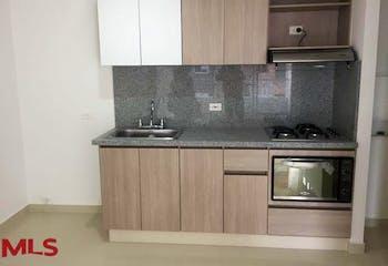 Apartamento en Calle larga, Sabaneta, 3 Habitaciones- 75,93m2.