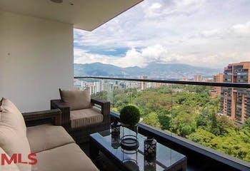 Apartamento en El Poblado-San Lucas, con 3 Habitaciones - 216 mt2.