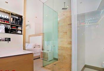 Aburra, Apartamento en venta en San Lucas de 1 alcoba