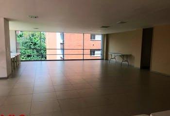 Apartamento en Santa María de los Ángeles, El Poblado, 3 habitaciones- 110,97m2.