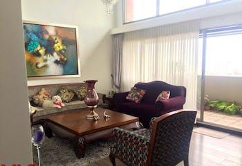 Acanto, Apartamento en venta en Loma De Benedictinos de 3 alcobas