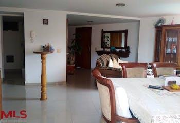 Turpial, Apartamento en venta en La Doctora de 93m²