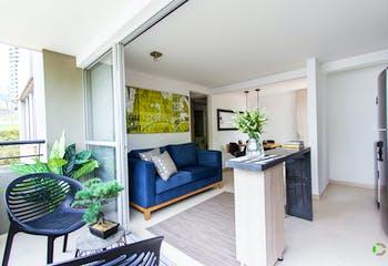 Nogales de Belverde, Apartamentos en venta en Tierradentro de 2-3 hab.