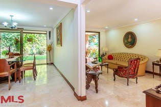 Casa en venta en Las Lomas de 283mt, tres alcobas, terraza