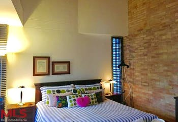 Casa en Atalanta Houses,Poblado, cuenta con tres habitaciones