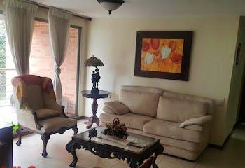 Apartamento en El Poblado-Los Balsos, con 2 Habitaciones - 103.02 mt2.