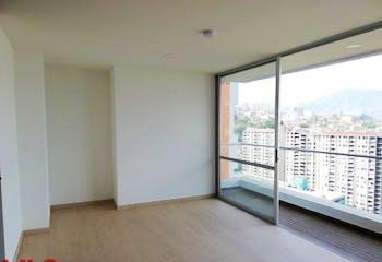 Apartamento en la Aldea-La estrella, 69,41 mts2-2 Habitaciones, Balcon