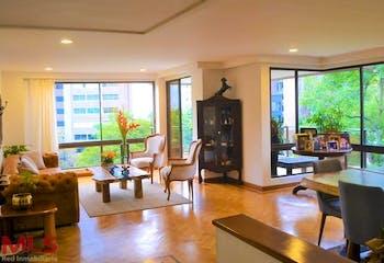 Apartamento en Alejandría-EL Poblado, con 3 Habitaciones - 210 mt2.