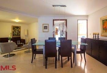 Apartamento en Barrio Laureles-Laureles, con 3 Habitaciones - 117 mt2.