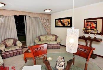Apartamento en Belén-Loma de los Bernal, con 3 Alcobas - 92.07 mt2.