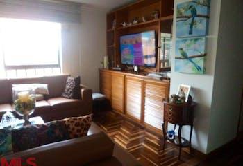 San Serrano, Apartamento en venta en Los Balsos de 178m²