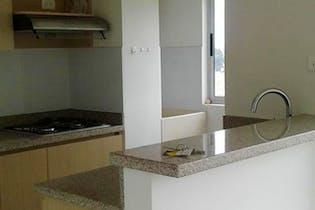 Apartamento en San Antonio de Pereira, Rionegro, 2 Habitaciones-54m2.