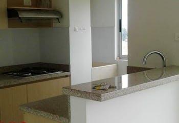 Apartamento en venta en San Antonio de Pereira, Rionegro, 2 Habitaciones-54m2.