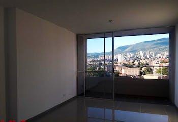 Apartamento en Envigado-La Paz, con 3 Habitaciones - 75 mt2.