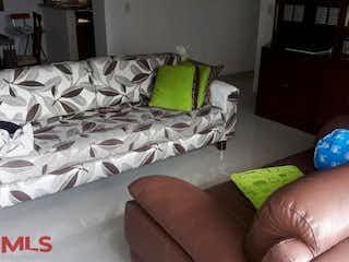 Una cama que tiene una manta en Senderos de los Bernal