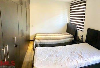 Apartamento de 107m2 en Torre Ibiza, El Poblado (Castropol) - con dos habitaciones