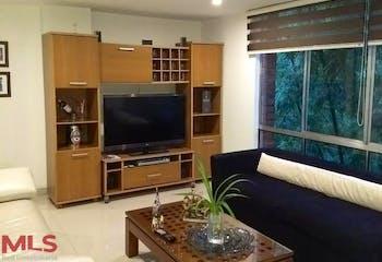 Apartamento en venta en San Diego de 3 alcobas