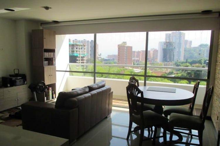 Portada Apartamento en venta en Ancon, 107mt con balcon
