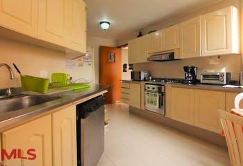 Apartamento en Provenza El Poblado, Jardines De Catay, 4 Habitaciones- 217,39m2.