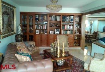 Lutecia, Apartamento en venta en El Campestre de 4 habitaciones