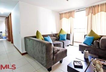 Mediterráneo, Apartamento en venta en Loma De Los Bernal de 3 habitaciones