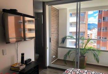 Apartamento en venta en Los Almendros de 2 hab. con Zonas húmedas...