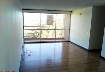 Apartamento en Rionegro-Altos de la Pereira, con 3 Habitaciones - 81 mt2.