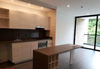 Swiss, Apartamento en venta en Alto De Las Palmas Indiana de 1 habitacion