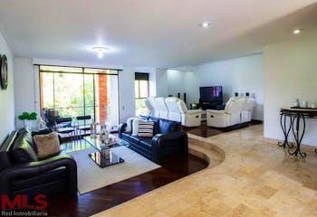 Apartamento en San Lucas-El Poblado, con 3 Habitaciones - 160 mt2.