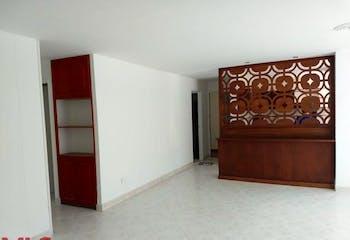 Suramericana Envigado, Apartamento en venta en El Dorado 85m²