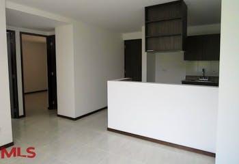 Apartamento en venta en Casco Urbano Copacabana de 54m² con Zonas húmedas...