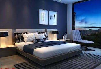 Vierzo Livings, Apartamento en venta en El Tesoro de 2 habitaciones