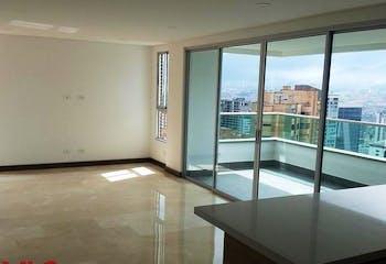Apartamento en Alejandría, El Poblado, 3 Habitaciones- 136m2.