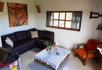 Finca Recreativa en Rionegro-Mampuesto, con 3 Habitaciones - 160mt2