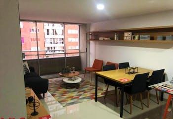 Apartamento en venta en Niquia de 2 habitaciones