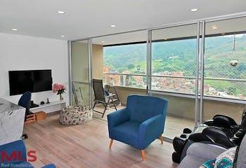 Apartamento en Sabaneta-San José, con 3 Habitaciones - 92.39 mt2.