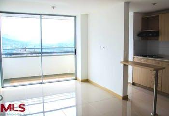 Apartamento en Bello-Amazonia, con 3 Habitaciones - 66.16 mt2.