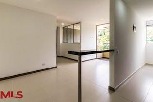 Apartamento de 59m2 en Sabaneta, Asdesillas - para estrenar