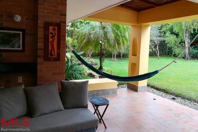 Foto 4 de Casa en El Retiro, Retiro Campestre - 300mt, tres alcobas, terraza