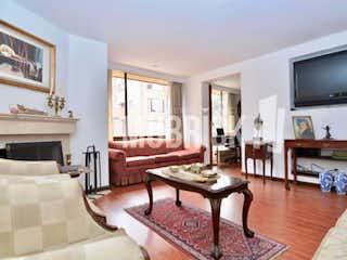 Apartamento en venta en Chicó Norte de 171m² con Jardín...