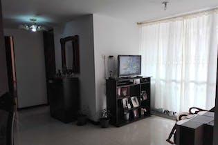 Palmeiras, Apartamento en venta en Guayabalía de 3 alcobas