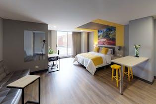 Lerén 118, Apartamentos en venta en Santa Bárbara Central con 30m²
