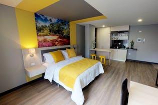 Lerén 118, Apartamentos nuevos en venta en Santa Bárbara Central con 1 hab.
