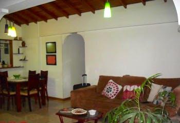 Apartamento en venta en Loma de los Bernal, Con 4 habitaciones-92.45mt2